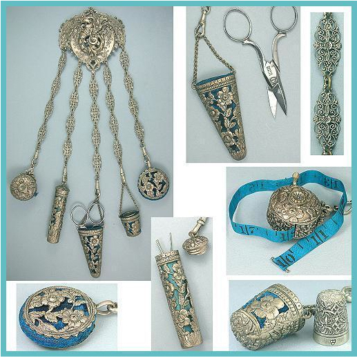 collectible chatelaine